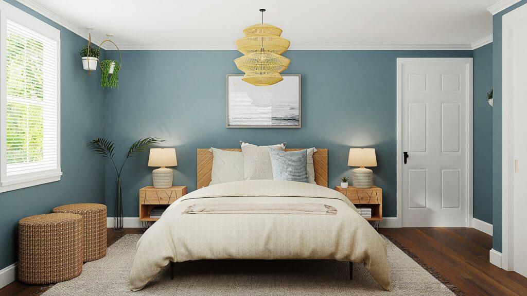 idee camera da letto moderna