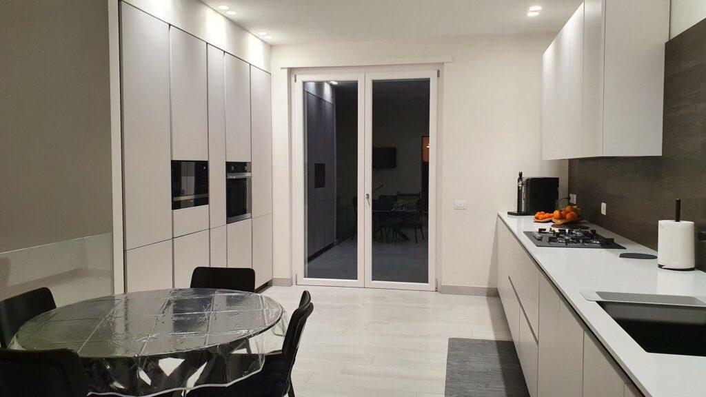 cucina bianca top